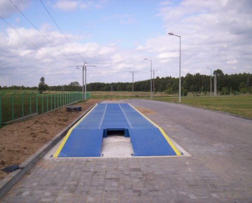Weighbridge 18m, 60t