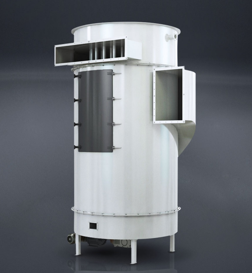 Putekļu filtrs, aspirācija, piedurkņu filtrs