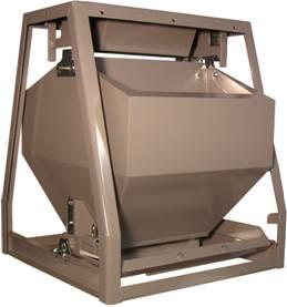 Batch grain scale