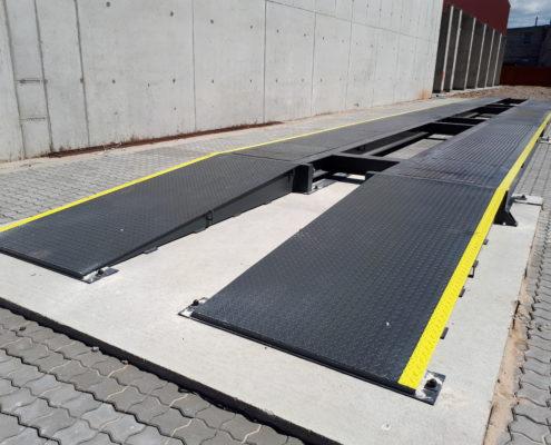 18м truck scale Liepaja Granul Invest